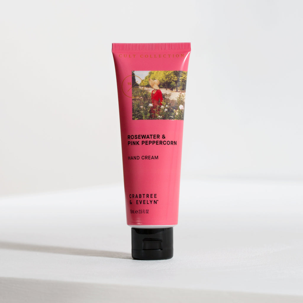 Rosewater & Pink Peppercorn Hand Cream - 75ml