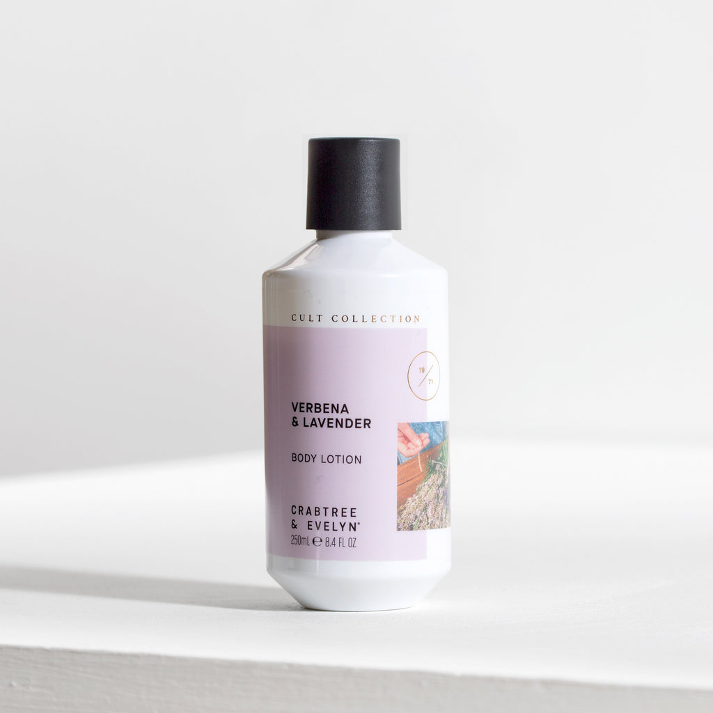 Verbena & Lavender Body Lotion - 250ml