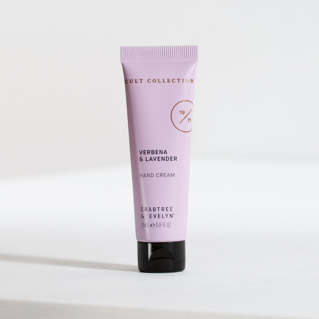 Verbena & Lavender Hand Cream - 25ml