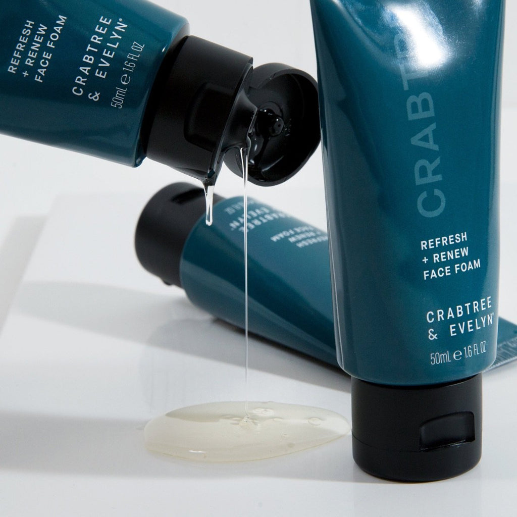 Refresh + Renew Face Foam - 50ml