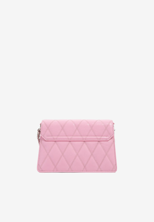 Givenchy Small Gv3 Shoulder Bag in Goatskin Pink BB501CB132-661 BABY PINK