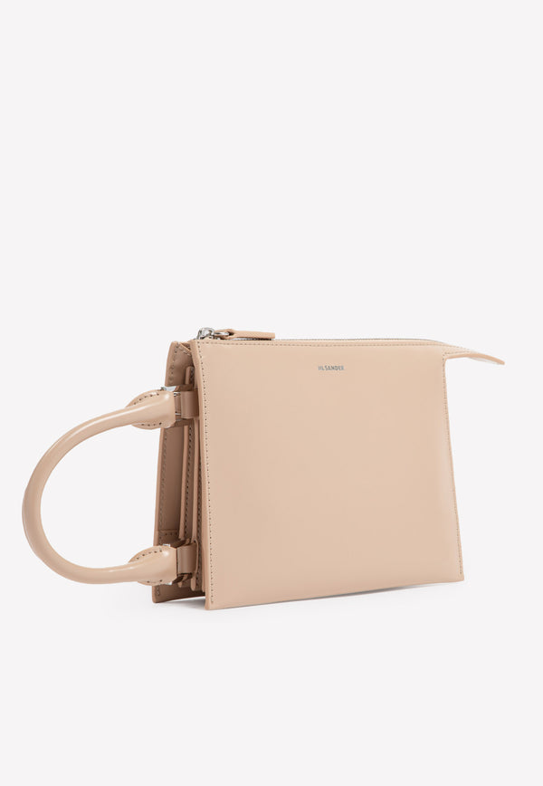 Tootie Mini Shoulder Bag in Calf Leather