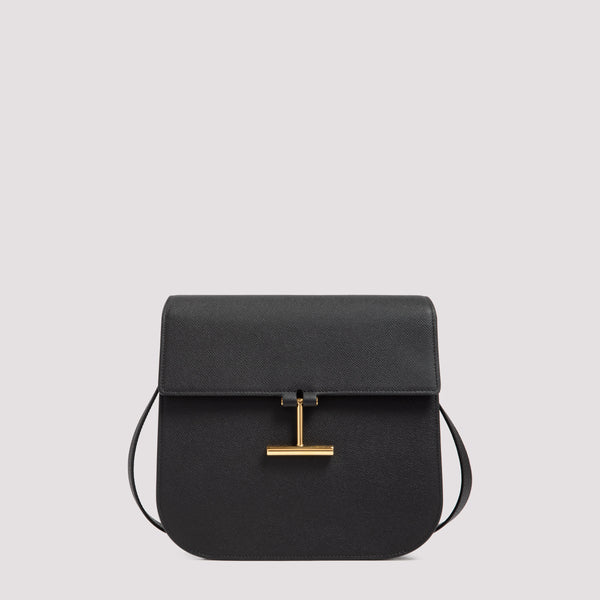 Tara Crossbody Bag in Grained Calfskin
