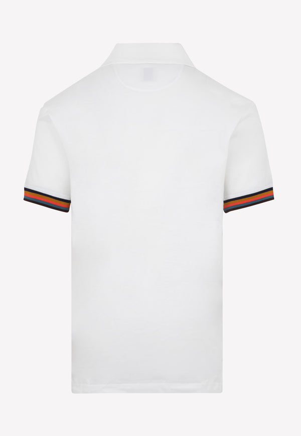 Paul Smith Polo T-shirt -  White