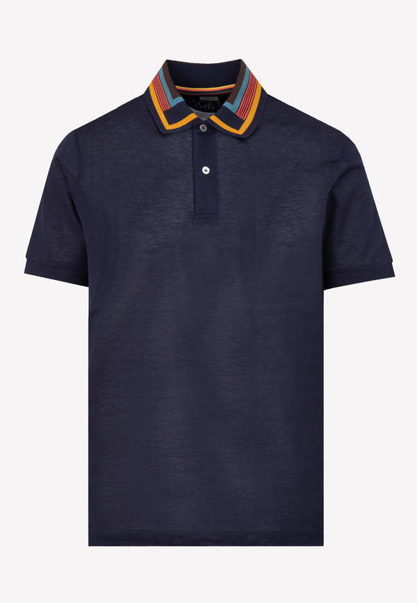 Paul Smith Gents Polo T-shirt -  Dark Navy