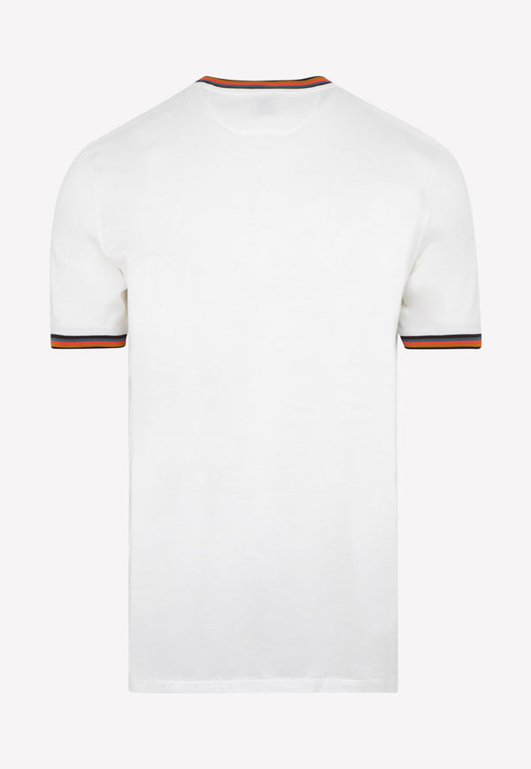 Paul Smith Cotton T-shirt -  White