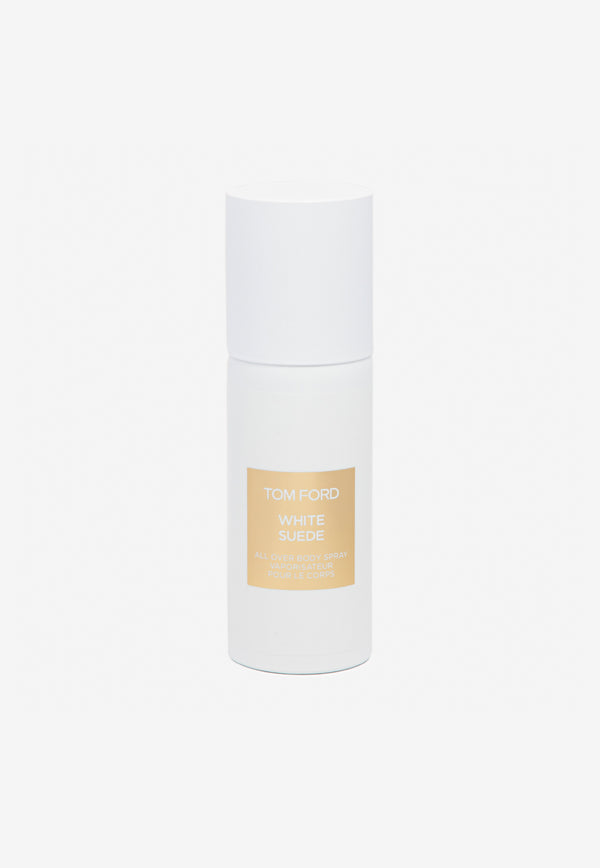 White Suede Body Spray 150 ml - Unisex
