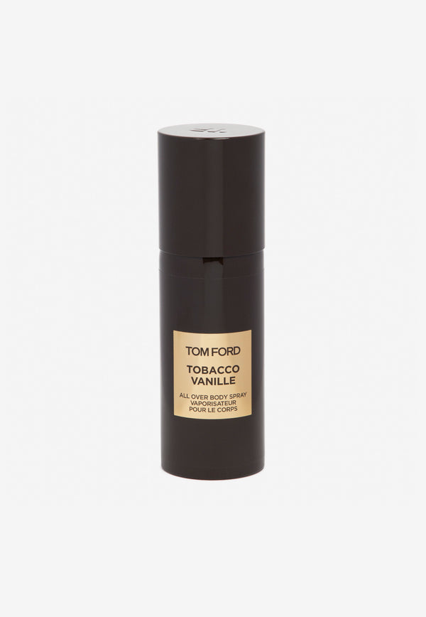 Tobacco Vanille Body Spray 150 ml - Unisex
