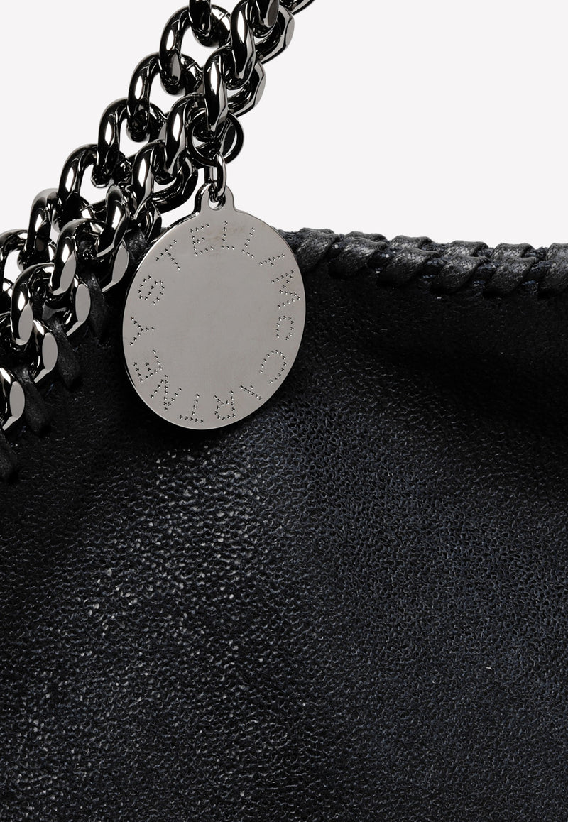 Falabella Shaggy Tote in Faux Leather
