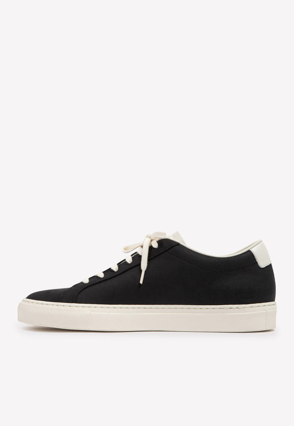 Achilles Low-top Sneakers in Nappa Leather
