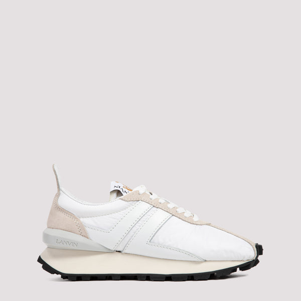Lanvin Running Sneakers -  White