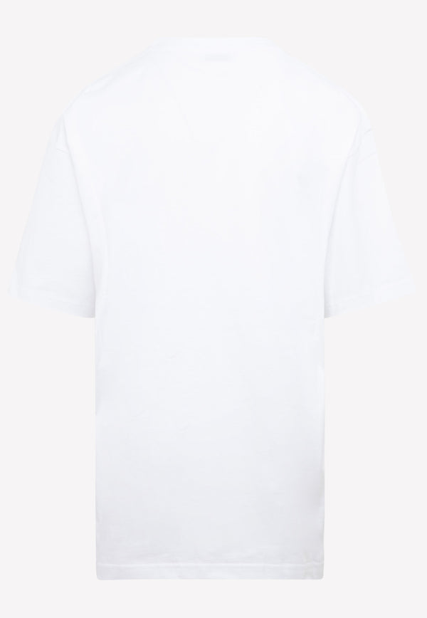 New Copyright Cotton T-shirt