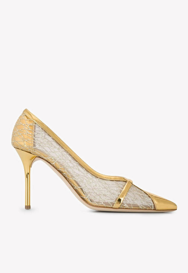 Brook 85 Pumps in Nappa Leather-E