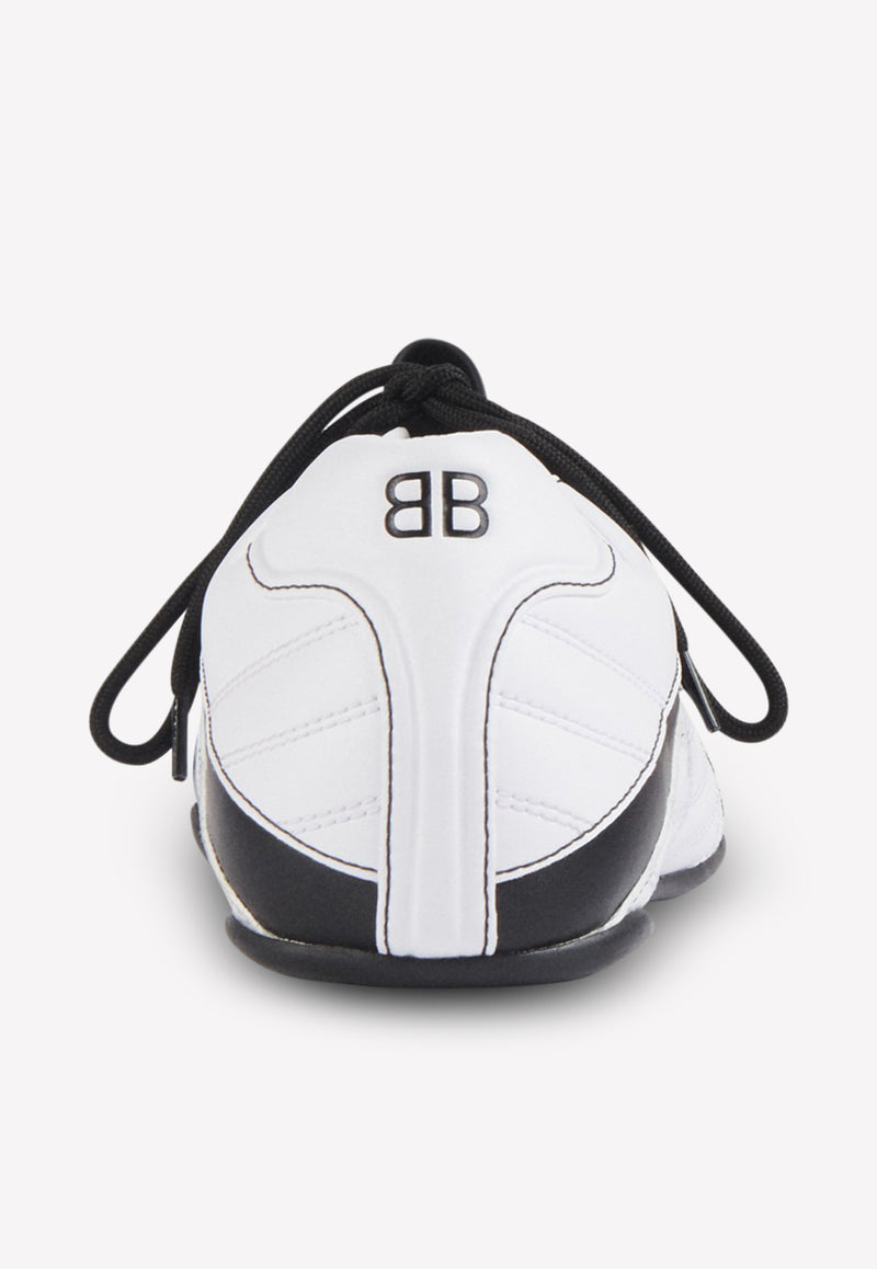 BB Zen Sneakers in Technical Material