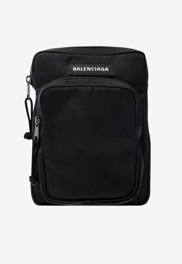 Explorer Nylon Messenger Shoulder Bag