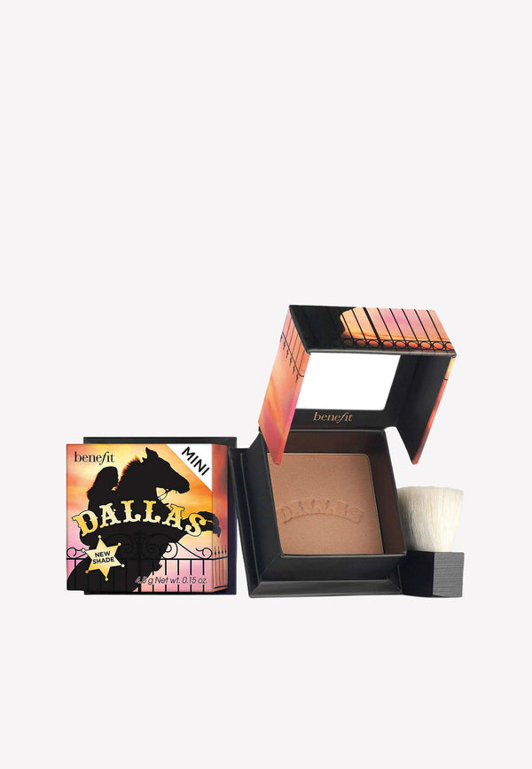 Mini Dallas Rosy Bronze Blush