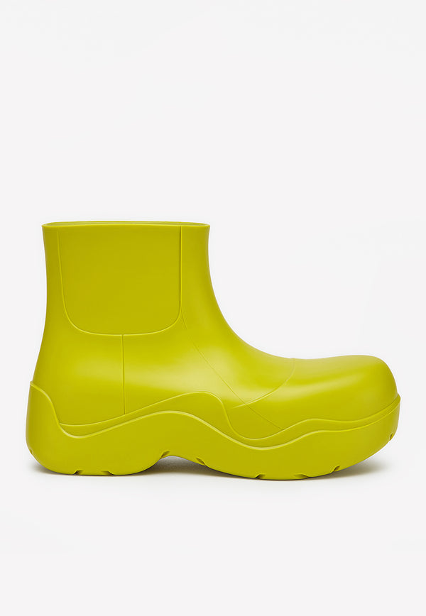 The Puddle Boots in Rubber