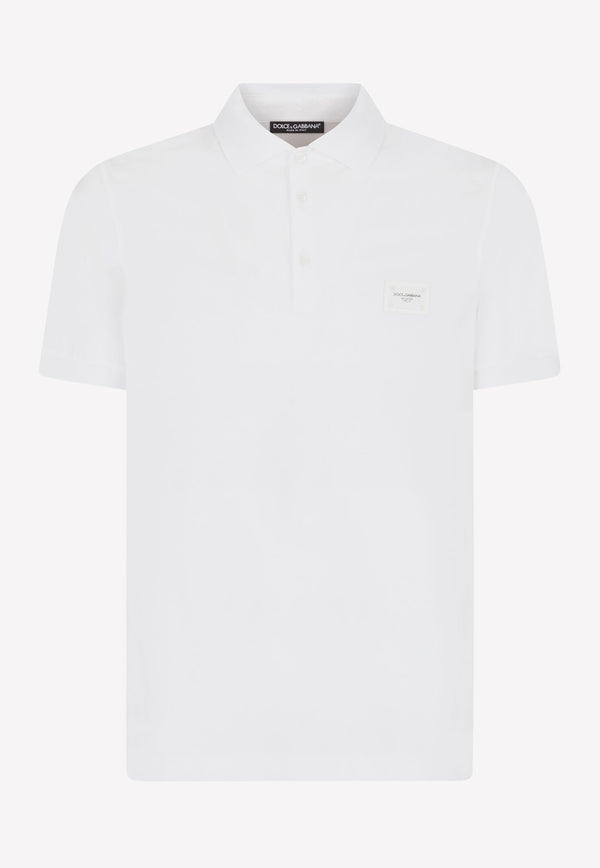 Cotton Piqué Polo T-shirt