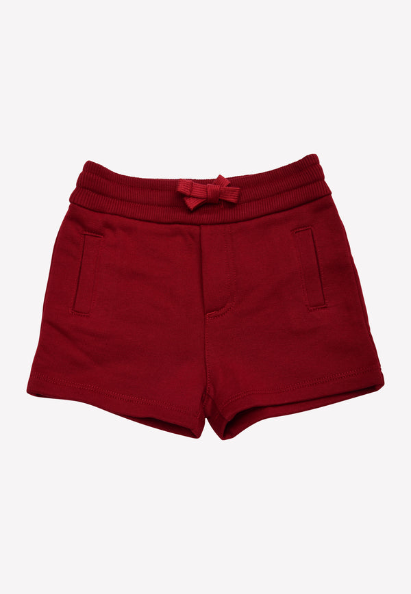Baby Boys Cotton Drawstring Shorts