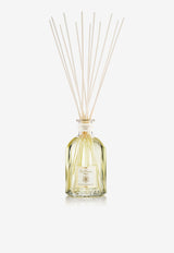 Ginger Lime 2500 ml Home Fragrance Diffuser with White Bamboo Sticks