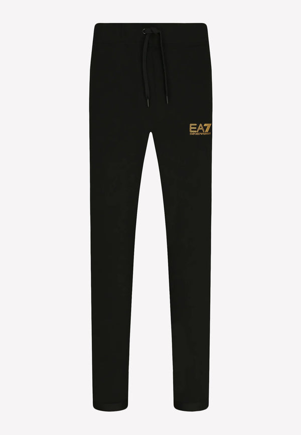 Gold Logo Track Pants