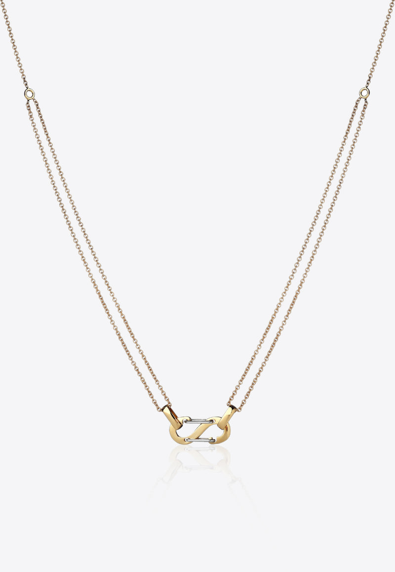 Special Order - Romy Necklace in 18K Yellow Gold