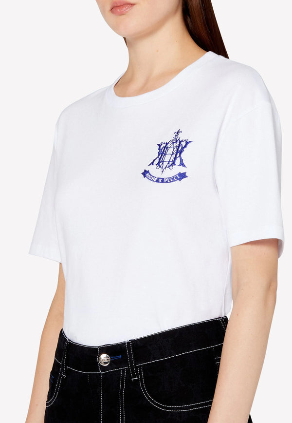 EPK Monogram Cotton T-Shirt