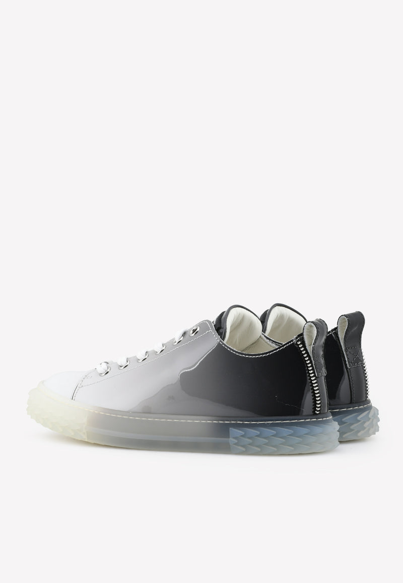 Blabber Sneakers in Patent Leather