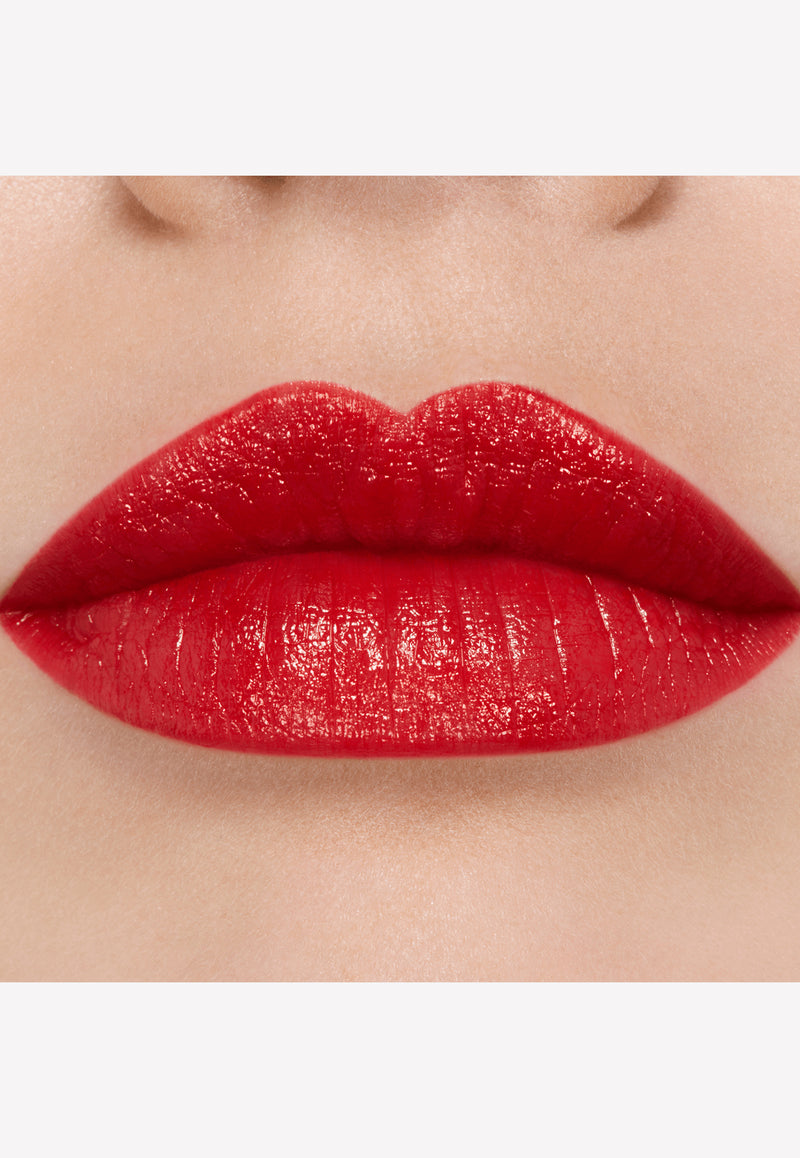 Rouge Interdit Satin Lipstick Comfort & Hold Illicit Color - N° 14 Redlight