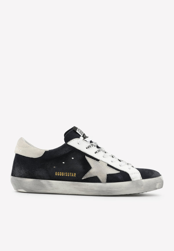 Superstar Classic Suede Sneakers with Suede Star
