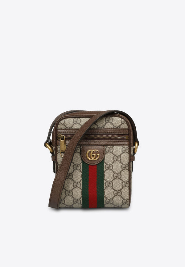 Ophidia GG Supreme Canvas Bag