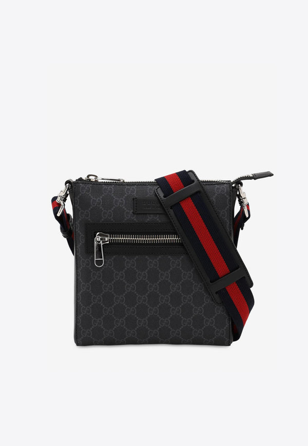 Small GG Supreme Messenger Bag
