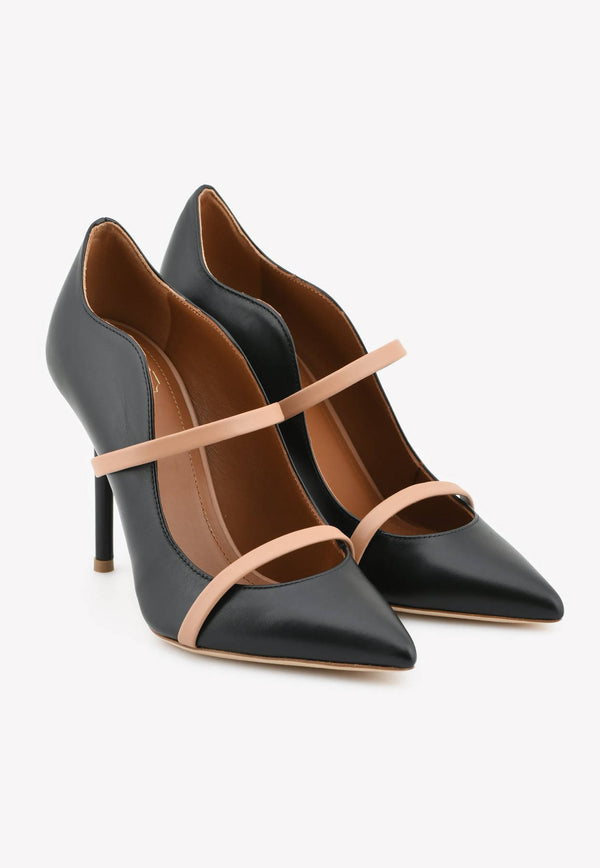Maureen 100 Pumps in Nappa Leather-H
