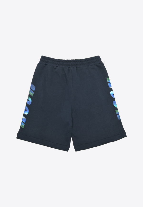 Boys Logo Cotton Sweatshorts