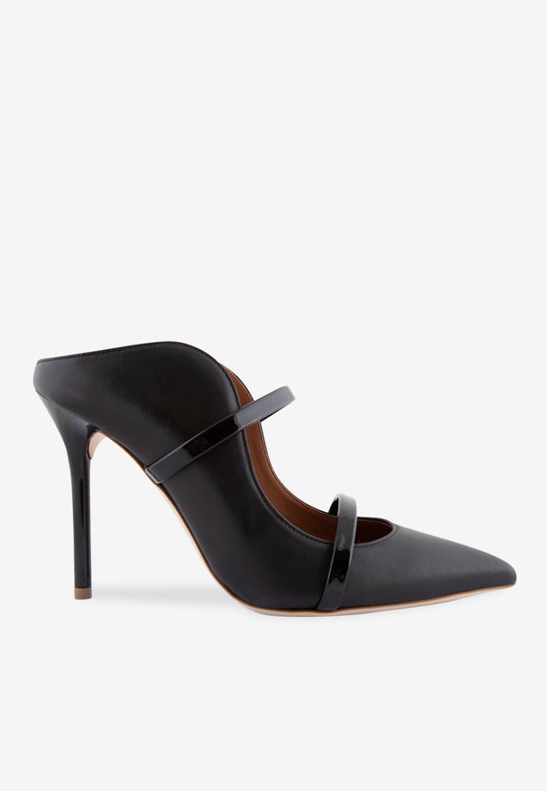 Maureen 100 Leather Mules