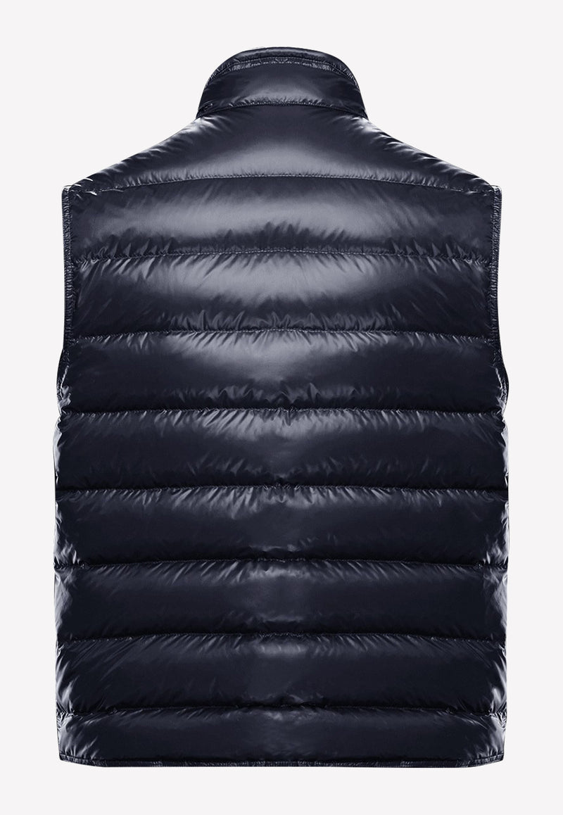 GUI Quilted Nylon Gilet