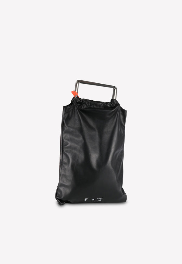 Allen Leather Tote Bag