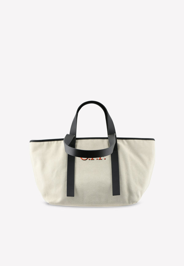 Small Commercial Canvas Tote Bag