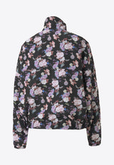 PUMA X Tabitha Simmons Reversible Track Jacket in Floral Print