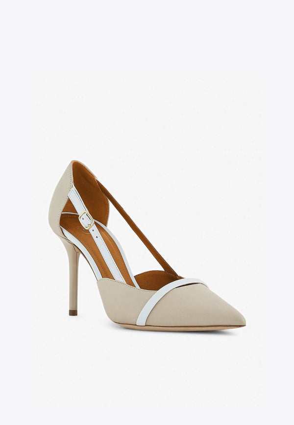 Marlow 85 Pumps in Nappa Leather-E