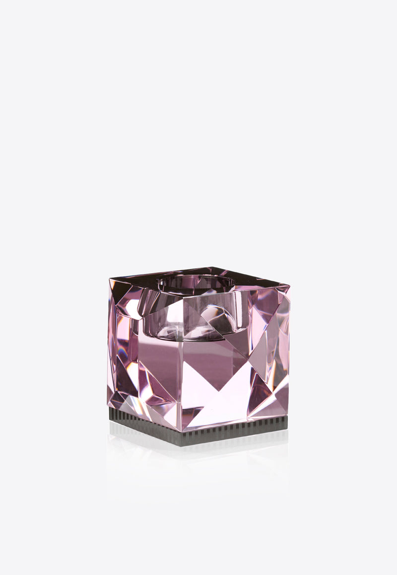 Ophelia Crystal Tea-light Holder