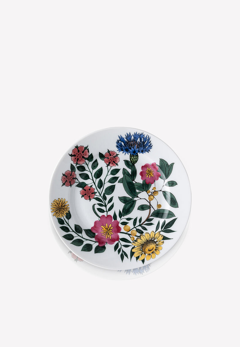 Blossom Bread Plate - Set of 6