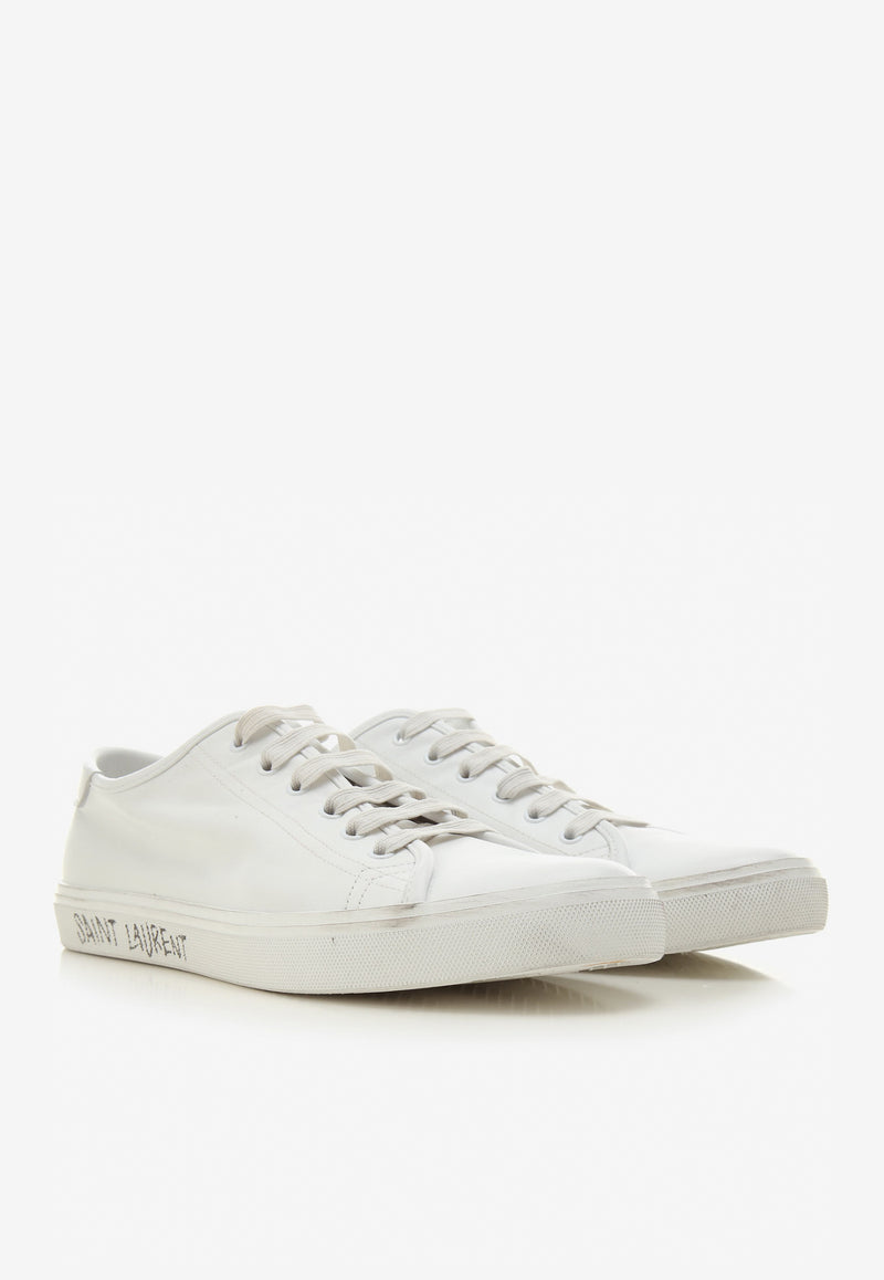 Malibu Sneakers in Smooth Calfskin