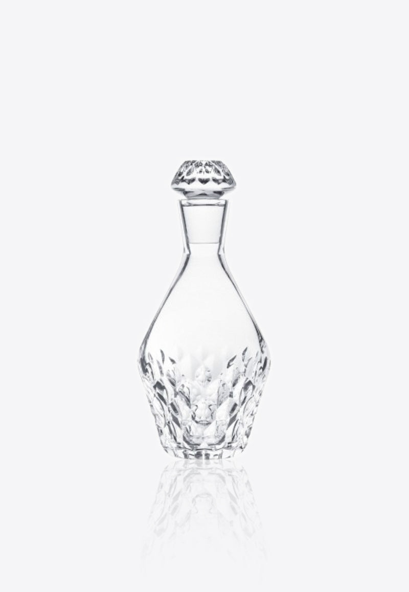 Folia Round Glass Decanter