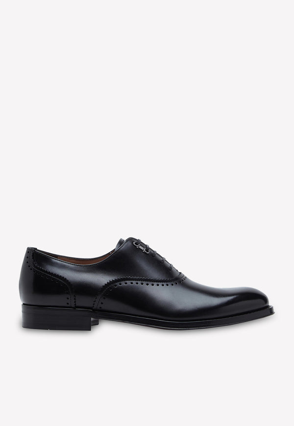 Penta Gancini Oxford shoes in Calfskin