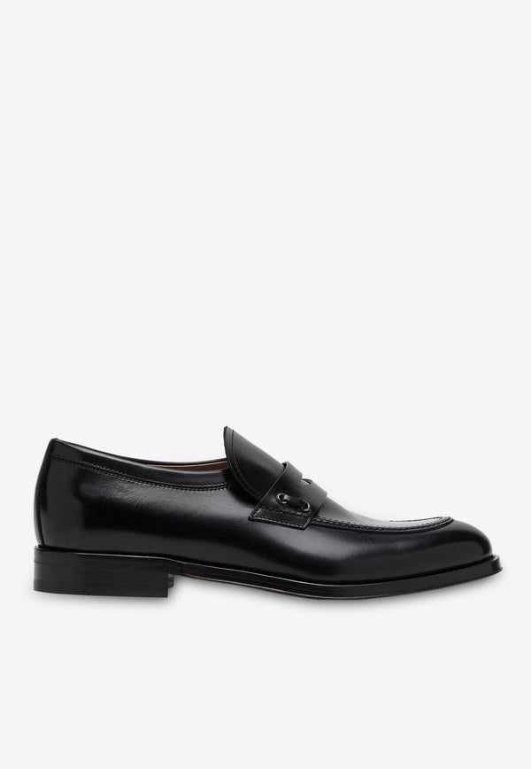 Pitt Penny Loafers in Calfskin
