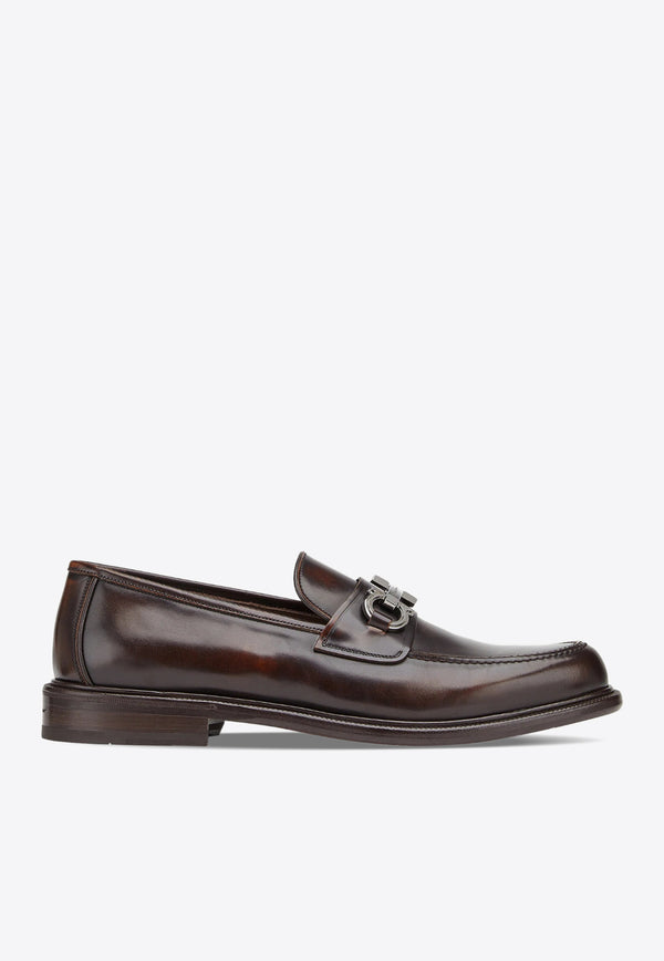 Rodney Gancini Loafers in Calfskin