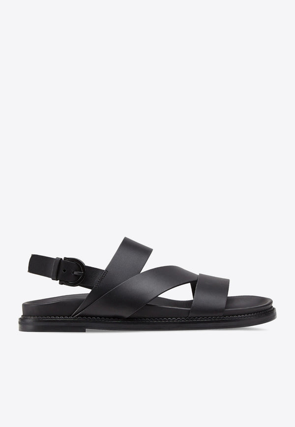 Royce Gancini Sandals in Calfskin