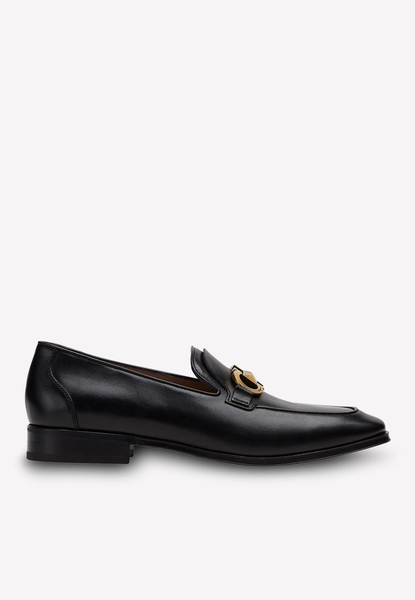 Rudvil Gancini Loafers in Calfskin