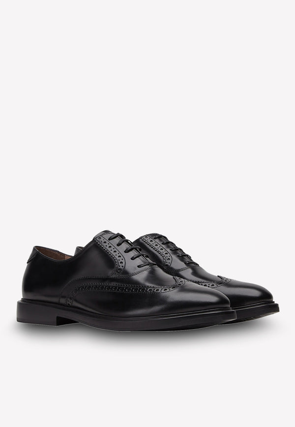 Rush Oxford Shoes in Calfskin